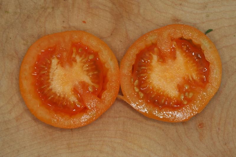 Sungella- zerteilte Frucht